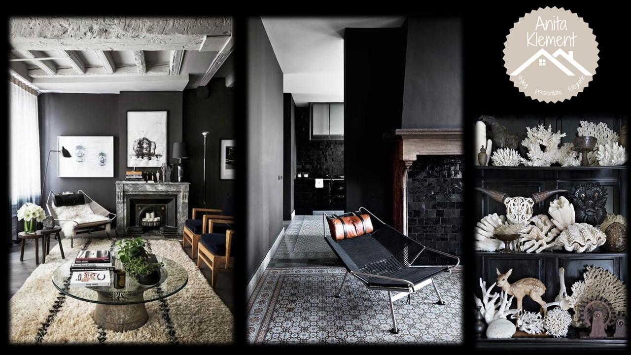 Woontrend eclectic anita klement for Eclectisch interieur
